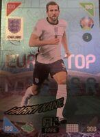 Panini Adrenalyn XL UEFA Euro 2020-2021 Harry Kane Top Master Rare Card