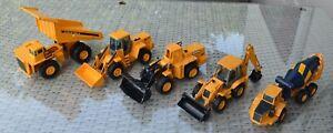 JOAL Véhicules de chantier . Lot . Miniature .