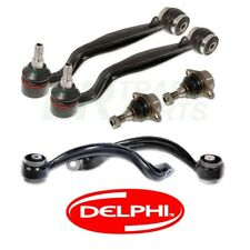 RANGE ROVER L322 DELPHI FRONT UPPER LOWER SUSPENSION CONTROL ARMS & BALL JOINTS