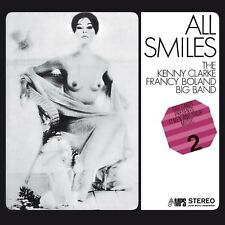 Kenny/Boland, Francy Big Band, The Clarke-All Smiles CD NUOVO