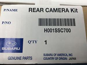 2011 2012 2013 Subaru Forester Rear Vision Back Up Camera Kit OEM NEW H001SSC700
