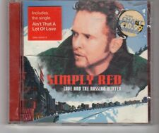 (HN227) Simply Red, Love And The Russian Winter - 1999 CD