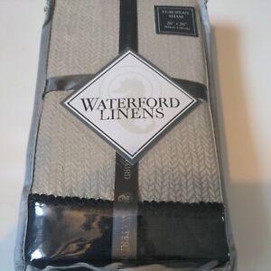 Waterford Linnens European Sham 26 Inches X 26 Inches