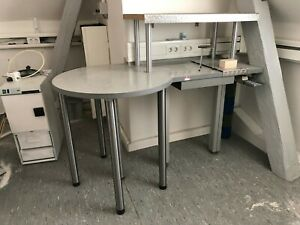 Strohm+Maier  Löt-Tisch/Nebenfunksiontisch#6210