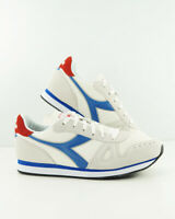 Diadora Scarpe Sneakers Simple Run Uomo Bianco Sportswear lifestyle