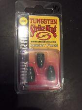 Strike King Tour Grade Tungsten 1/4 Oz Watermelon Red