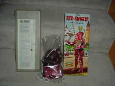 1958 Aurora Model Kit The Red Knight NEW in Box No K4-98 Original Sealed pts