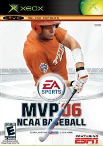MVP 06 NCAA Baseball - Original Xbox Game