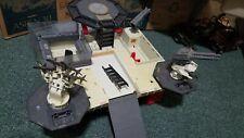 GI JOE 1985 Transportable Tactical Battle Platform Vintage Near Complete