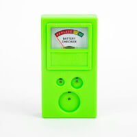 Portable Plastic 1.5v 3v Cell Coin Battery Watch Button Power Tester Checker