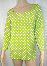 Susan Graver Regular 3/4 Sleeve Casual Women's Tops & Blouses