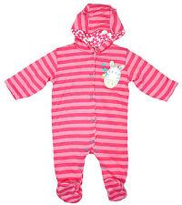 Gestreifte Baby-Jacken, - Mäntel & -Schneeanzüge für Mädchen aus Polyester