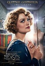 Fantastic Beasts And Where To Find Them Movie Poster 24x36- Queenie Goldstein v5