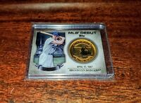 DUKE SNIDER RELIC MLBD2M-11 2016 TOPPS MLB DEBUT MEDALLION COIN DODGERS #HOF!