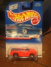 1998 Hot Wheels First Editions Dodge Sidewinder #634