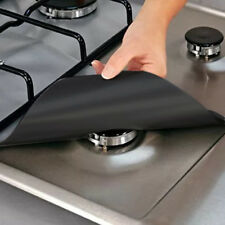 Gas Range Stove Top Burner Protector Reusable Non-stick Cover Liner Clean Cook66