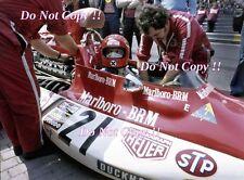 Niki Lauda BRM P160E Dutch Grand Prix 1973 Photograph