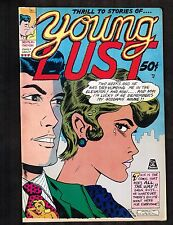 1970 Young Lust #1 ~ Underground Comic Book (5.5/6.0) Bill Griffith - WH