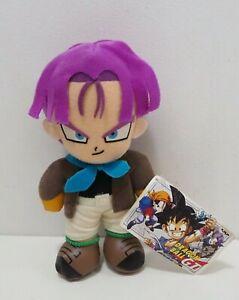 "Trunks Dragon Ball GT Banpresto UFO Plush 8"" 1996 TAG Toy Doll Japan Z"