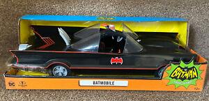 McFarlane Toys DC Retro Batman 66 Classic TV Series - Batmobile Brand New