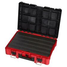 Milwaukee 48-22-8450 Packout Modular Storage Tool Case with Customizable Insert