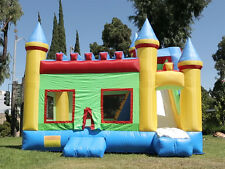 NEW Commercial Grade Super Castle Kingdom Inflatable Jump Bounce House 100% PVC