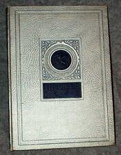 Hastings Nebraska NE, 1931 THE TIGER High School  Embossed Yearbook, FREE SHIP