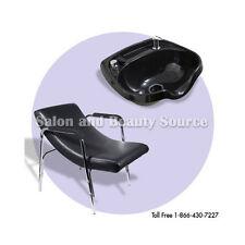 Shampoo Bowl Sink & Chair Package Salon Spa Equipment