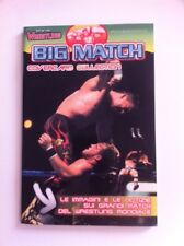 ALBUM vuoto BIG MATCH COVERCARD COLLECTION PIZZARDIEDITORE WRESTLING