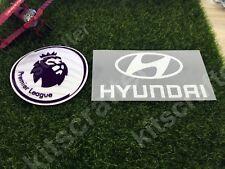 2018-2019 Premier League Chelsea Soccer Sleeve Patch + Sponsor Hyundai 18-19