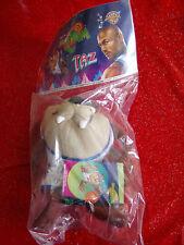 NEW Looney Tunes Space Jam TAZ McDonalds Plush 1996 Michael Jordan MJ Unopened