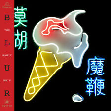BLUR - The Magic Whip (180 Gr Vinyl 2LP GATEFOLD) 2015 Parlophone - NEW / SEALED