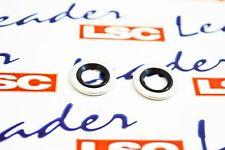 Vauxhall Air Con O Ring Seals x2 Astra Corsa Insignia Meriva 24436644 New