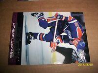 WAYNE GRETZKY UPPER DECK EXCLUSIVES 1999-2000 # 134 AND 093/100