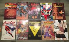 Astro City, Titan, Dc, Image, & Others Mixed Comic Book Lot 6