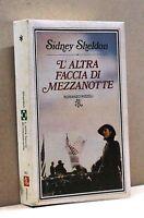 L'ALTRA FACCIA DI MEZZANOTTE - S. Sheldon [Libro, Romanzo Rizzoli BUR]
