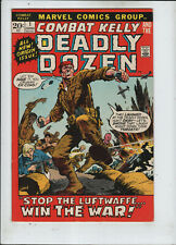 Combat Kelly and the Deadly Dozen #1 vf/nm