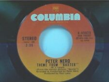 "PETER NERO ""BAXTER THEME / LOVE IS WAITING"" 45"