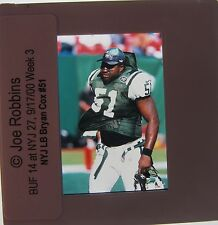 Bryan Cox Miami Dolphins Chicago Bears Atlanta Falcons Jets Original Slide 8