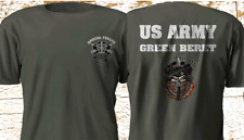 Green Beret US Army Special Forces Military Navy Seal Multi Color T-Shirt S-4XL