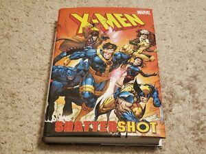 MARVEL COMICS - X-MEN SHATTERSHOT OMNIBUS HC - NEW OOP RARE - 2019 - FS w/BIN!!