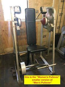 Vintage Nautilus Gym Equipment! First Gen! 7 machines