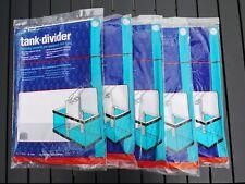 "5 Penn-Plax Tank Dividers Ex. large 11 3/8"" x 15.5"" Fits 20 Gallon Free Shipping"