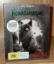Frankenweenie : Blu-ray (Includes 3 Collectable Character Cards) New & Sealed