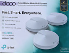 3 Pack TP-Link Deco M9 Plus Tri-Band WiFi System with Built-In Smart Hub