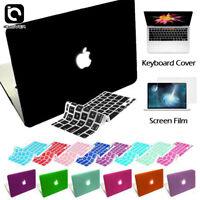 Fr 2019 New Macbook Pro 13 A2159 Rubberized Hard Case Keyboard Cover Screen Film
