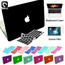 Fr 2019 New Macbook Pro 13 A2159 Rubberized Hard Case Keyboard Cover Screen Film