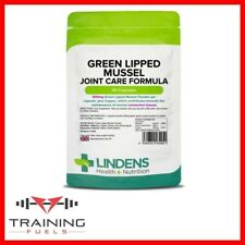 Lindens Green Lipped Mussel 500mg 90 Capsules, Joints