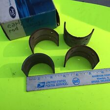 Ford antique rod bearing, flanged, lot of 4 halves.  Item:  5412