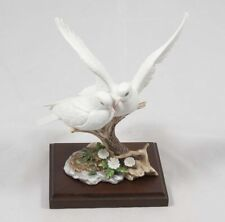 Wings Of Love Maruri Porcelain W/ Coa 1987 (D-8704)